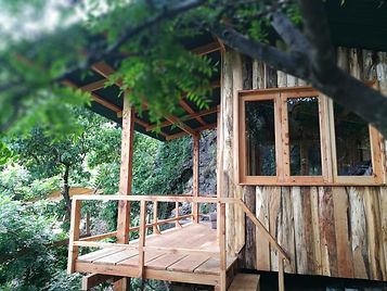 Private Cabin, The Yoga Forest