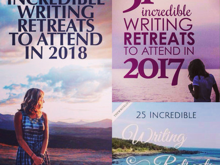 Top 5 Incredible Writing Retreats To Attend