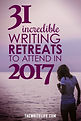 Recommended Writing Retreats 2017