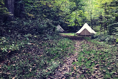 Seven Springs Glamping Tents