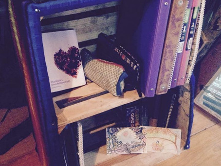 Shelves of Soul Color