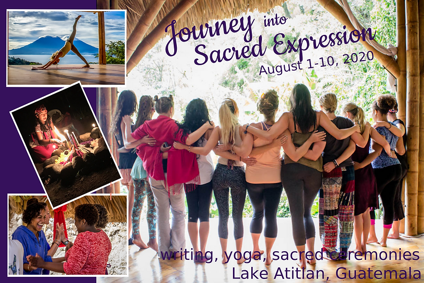 Journey Into Sacred Expression Women's Rereat
