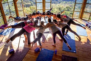 yoga retreat central americ