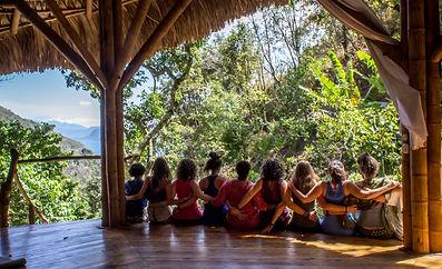Women's Retreats, Yoga Forest