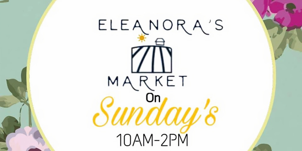 Chef Seddy's visits Eleanora's  Market