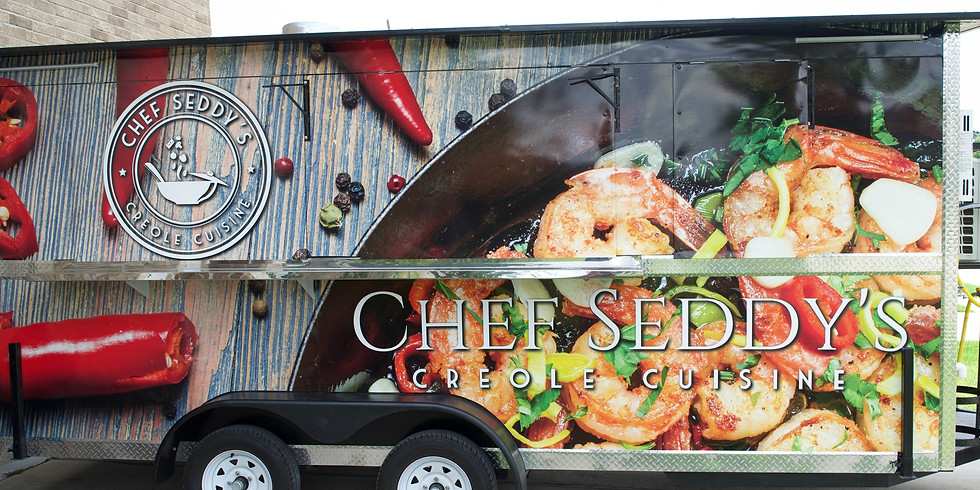 Chef Seddy's at Jacobs Reserve (Father's Day rain check)