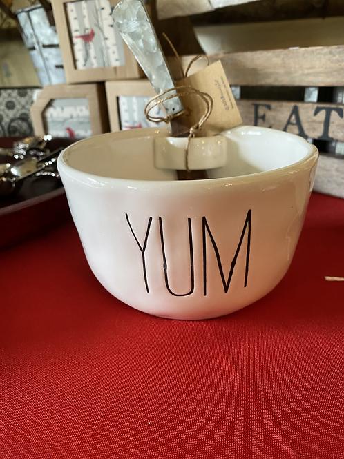 """""""YUM"""" Serving Bowl"""