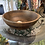 Thumbnail: Decorative Wooden Serving Bowl