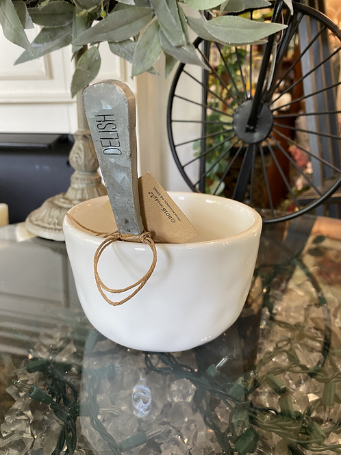 Small Serving Dish