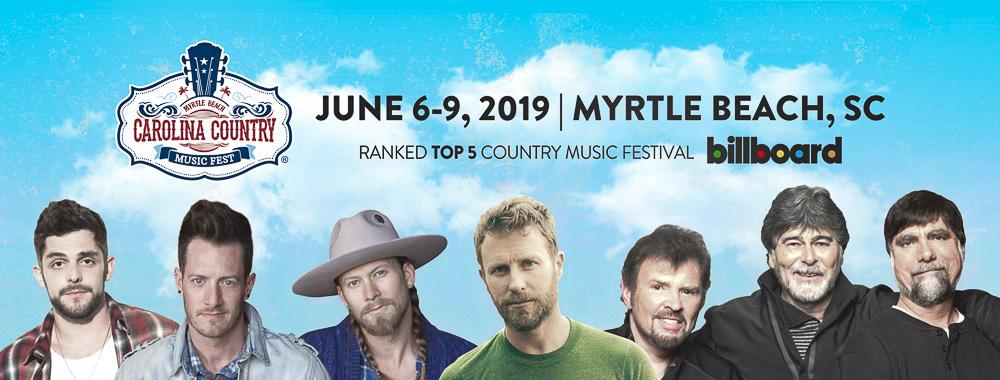 Carolina Country Music Festival 2019