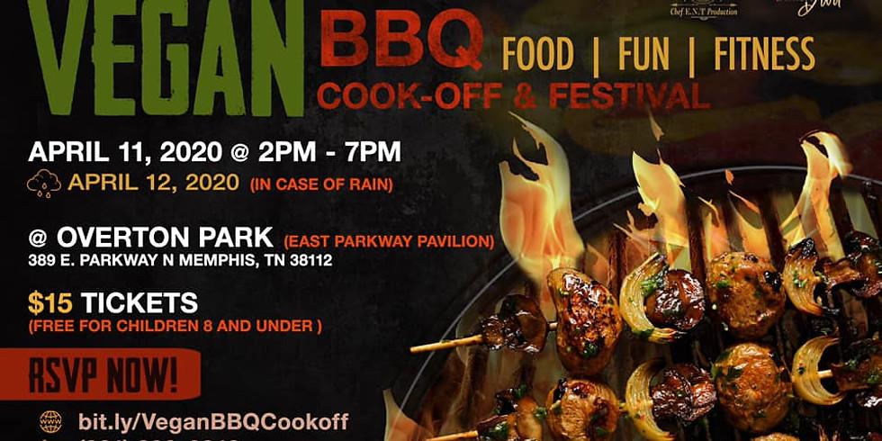 Vegan BBQ Cook-Off Festival in Memphis!