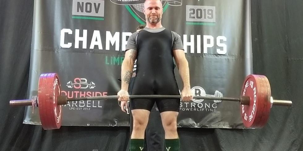 USPA Arkansas Powerlifting Championship (Drug Tested)