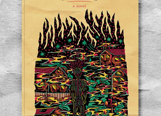 CANE FIELD (Novel, paperback)
