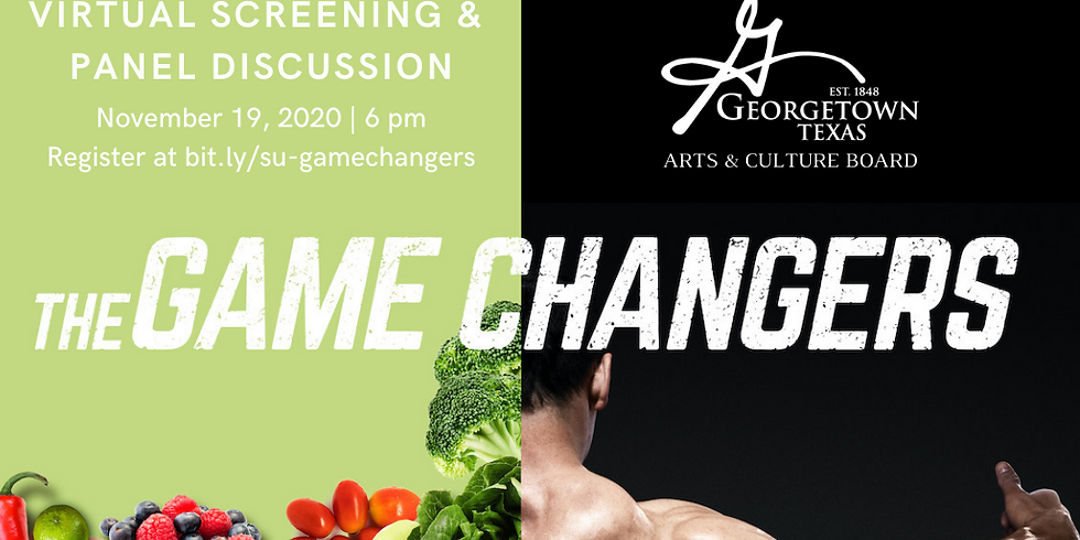 Southwestern University presents: THE GAME CHANGERS