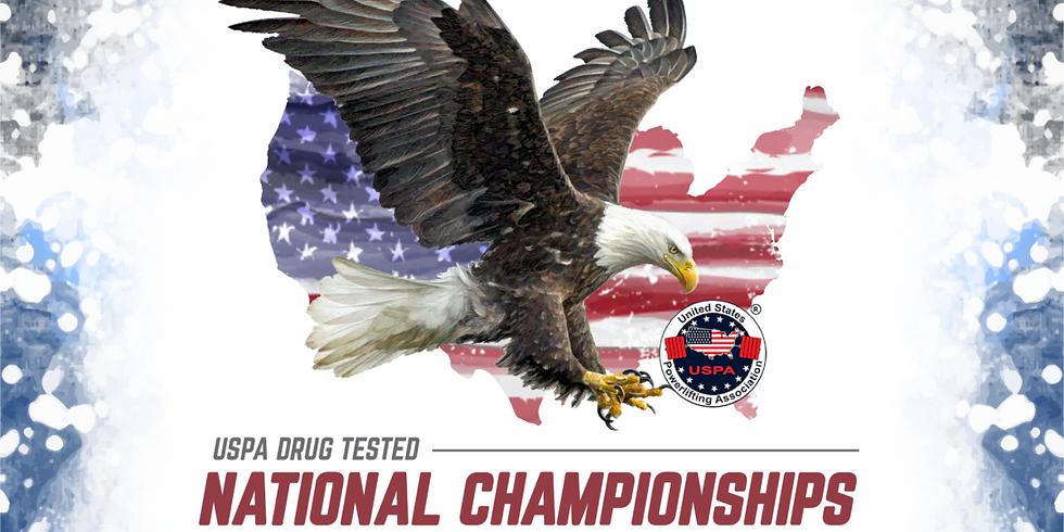 USPA Drug Tested National Championship