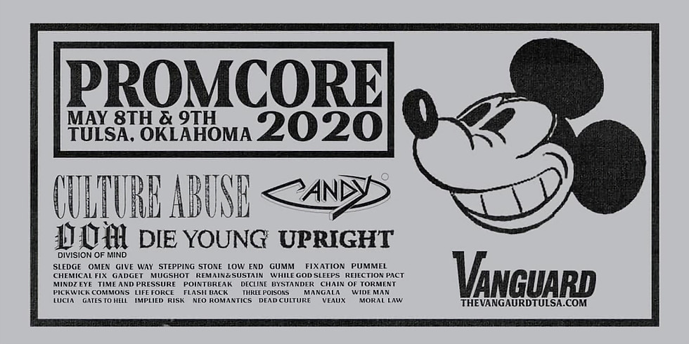 DIE YOUNG at Promcore 2020