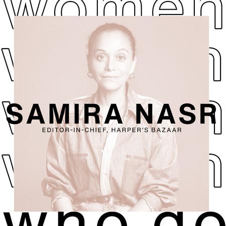 Women Who Do - Samira Nasr