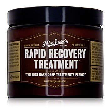 Miss Jessie's Rapid Recovery Treatment