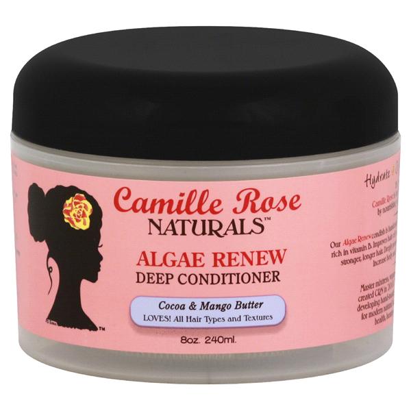 Camille Rose Naturals, Algae Renew Deep Conditioning Mask