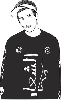 Yung Lean, Illustrator