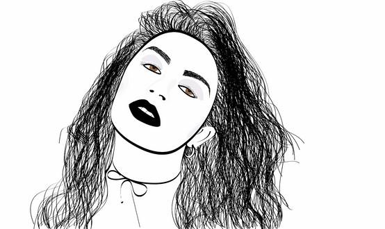 Charli XCX, Illustrator