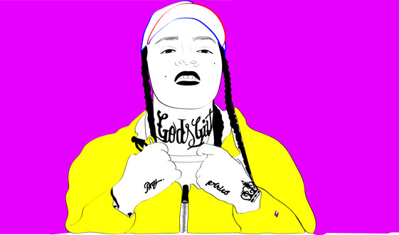Young M.a., Illustrator