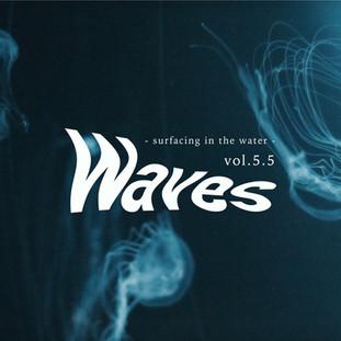 Waves vol.5.5 DJ出演決定!