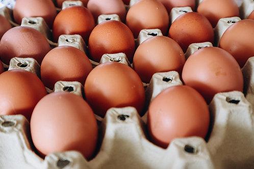 Brett med egg