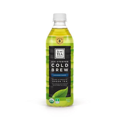 Teas' Tea Organic Unsweetened Green Tea