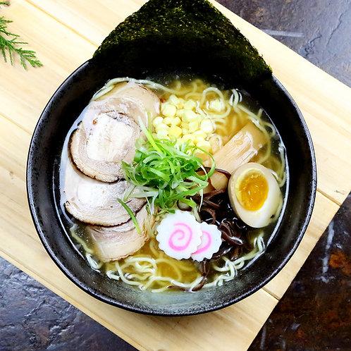 Japanese Shio Ramen