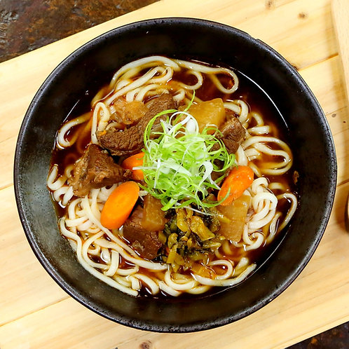 Taiwan Beef Stew Noodle Soup