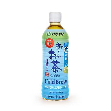 Oi Ocha Cold Brew Matcha Green Tea 氷水出し