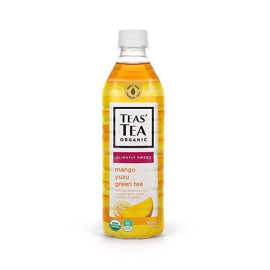 Teas' Tea Organic Slightly Sweet Mango Yuzu Green Tea