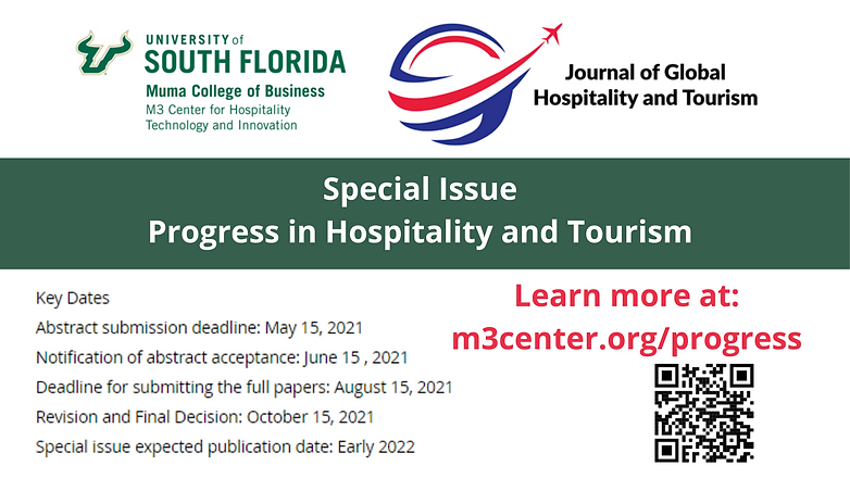 Special Issue_ Progress in Hospitality a