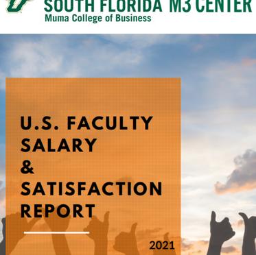 U.S. Faculty Salary & Satisfaction Report