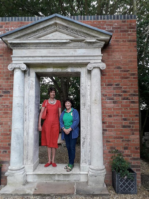 Lady Verulam & Diane.jpg