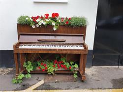 Jane Owen's piano