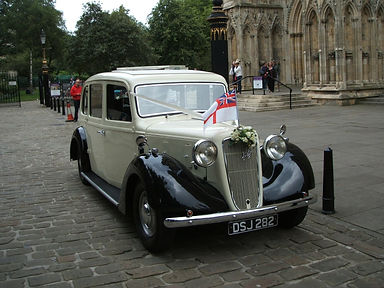 Wedding car hire in Stockton on Tees, Hartlepool, Billingham, Norton, Ingleby Barwick and Yarm