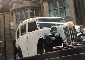 Wedding car hire teesside