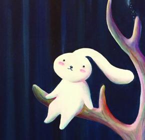 徐芳薇的單耳兔