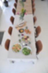 Gezonde lunch opties, biologisch en gezond eten