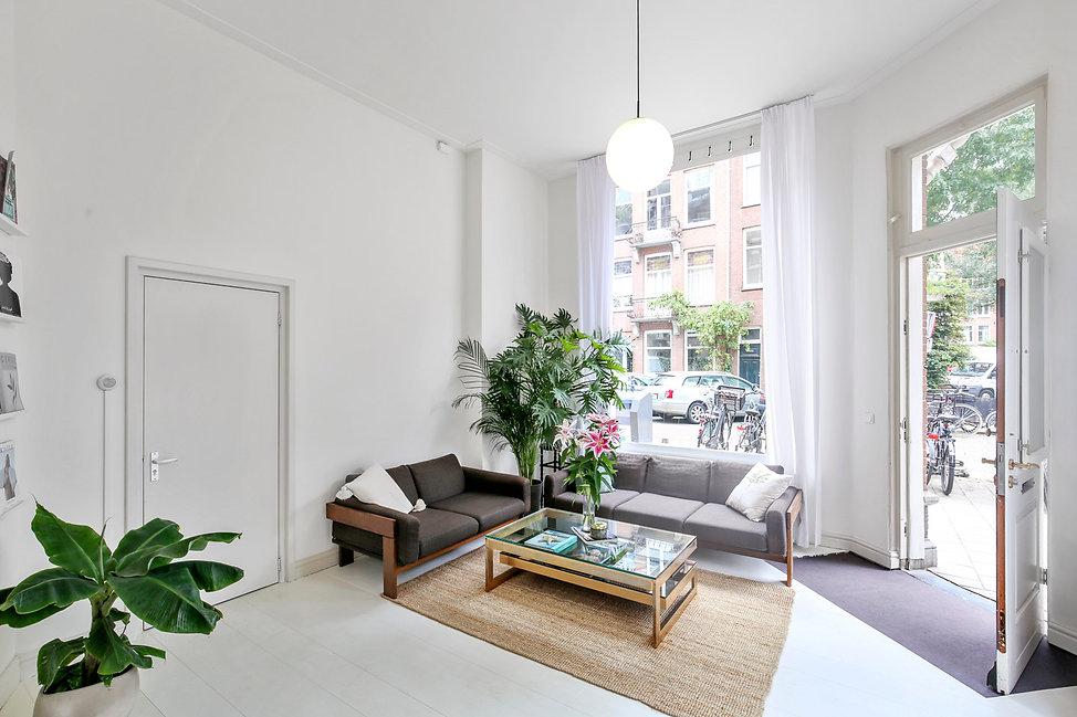 Vergaderzaal met loungehoek