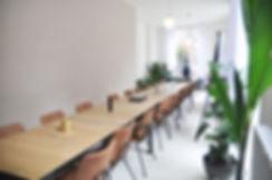 Boardroom en meetingroom