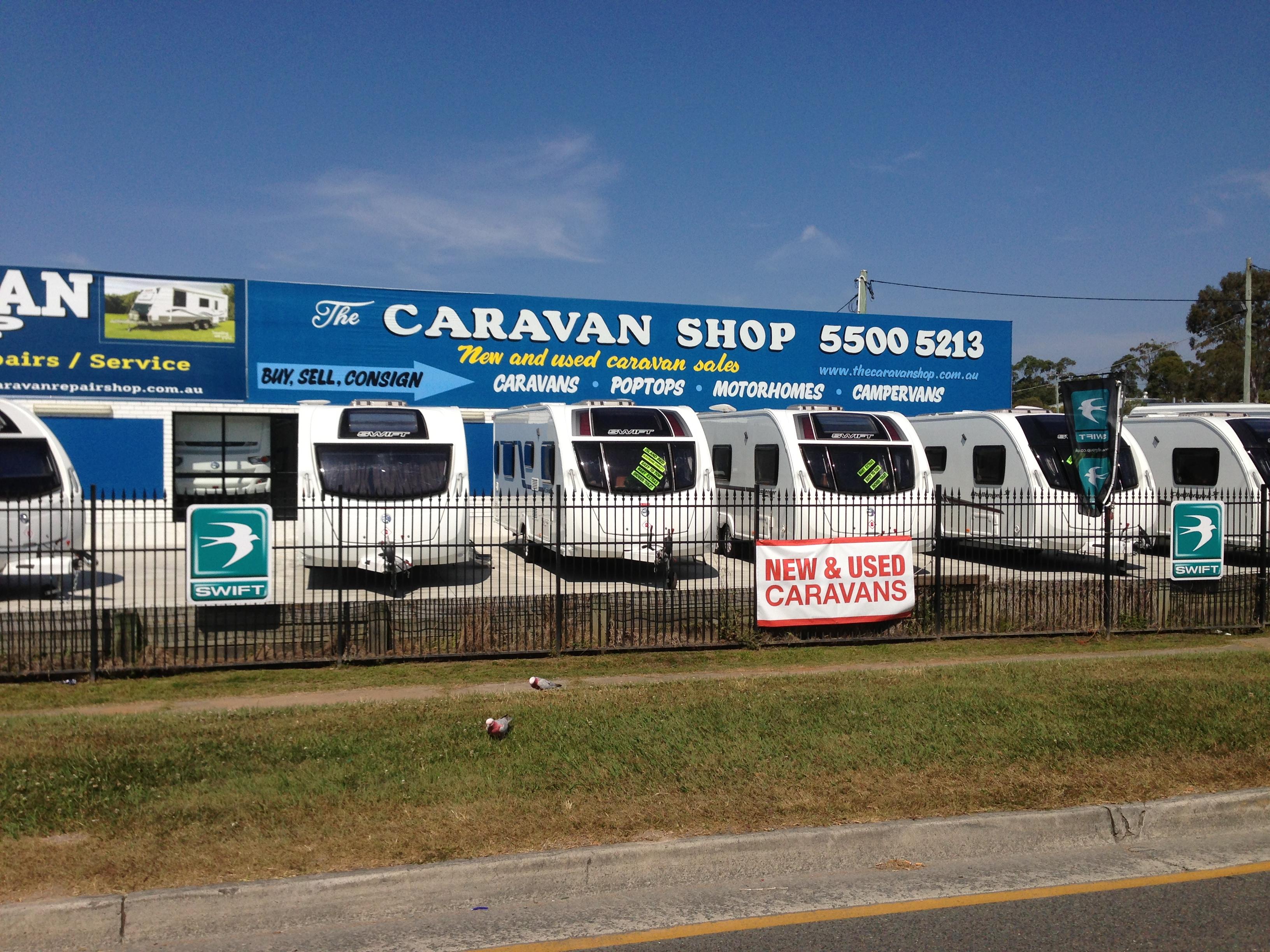 Caravan and RV