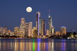 Gold Coast night outing.