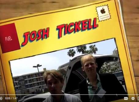 Josh Tickell & Algae