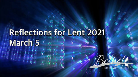 Daily Devotions for Lent 2021