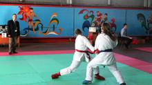 Открытый областной турнир по Окинава Годзю-Рю Каратэ