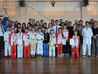 Областные соревнования по ВБЕ, посвященные Прокофию Рябову