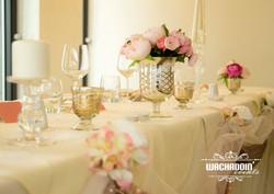 elegant top table